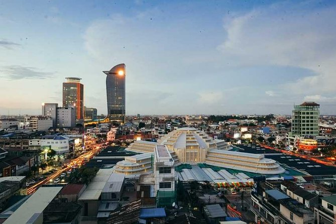 Private Half-Day Tour of Phnom Penh's Traditional Markets