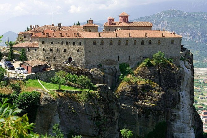 Meteora private tour from Corfu