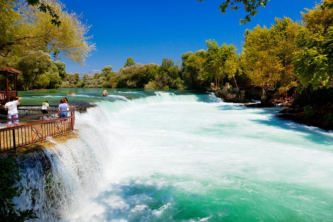 Perge, Aspendos and Waterfalls Day Tour from Antalya