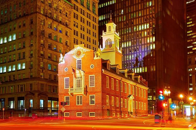 Guided Walking Tour of the Freedom Trail in Downtown Boston