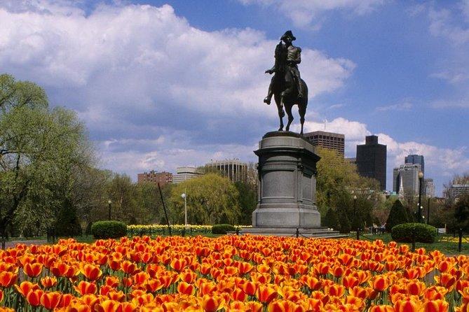 Private Customized Walking Tour of Boston