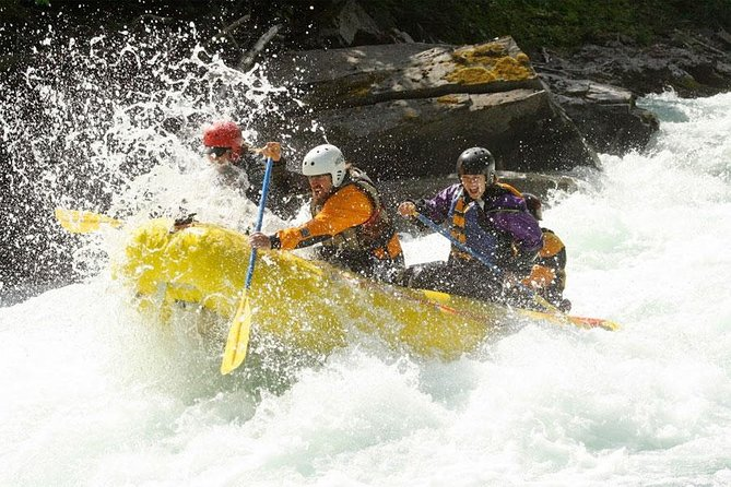 Half Day Two Canyon Six Mile Creek Whitewater Rafting