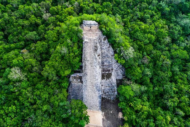 Full-day Adventure Tour to Coba Mayan Encounter from Cancun and Riviera Maya