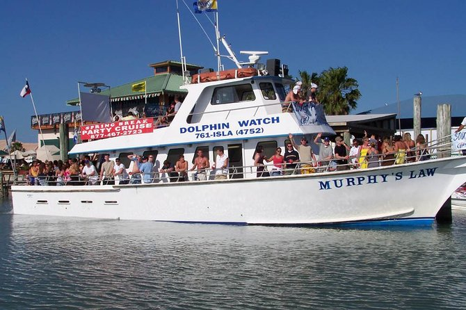 Eco and Dolphin Watch Tour of South Padre Island