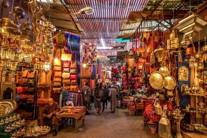 Secrets of Marrakesh Private Old Medina Shopping Tour
