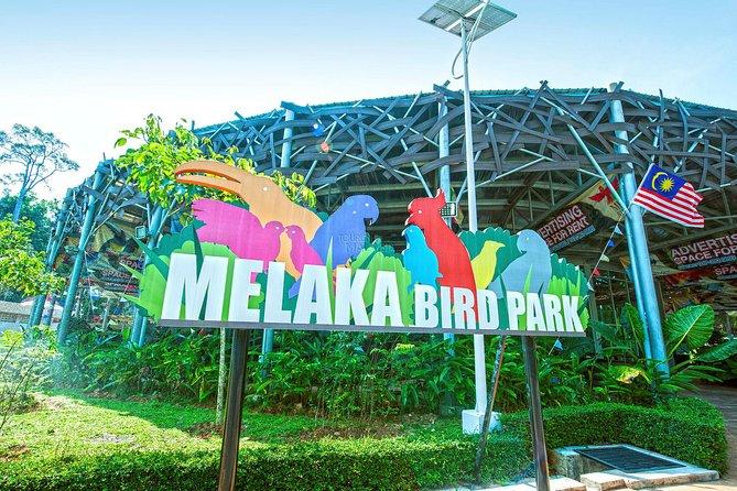 Melaka Zoo & Bird Park Tour from Kuala Lumpur including Lunch