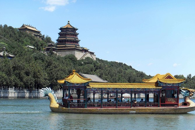 Mutianyu Great Wall and Summer Palace Private Tour with Acrobatic Show Option