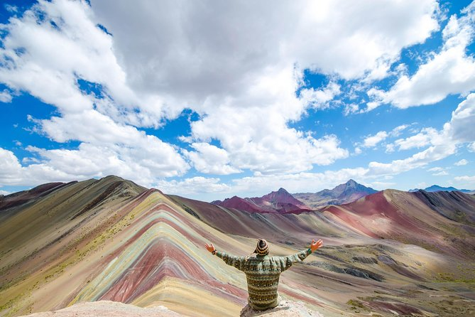 Full-Day Rainbow Mountain & Red Valley Small-Group Trek from Cusco