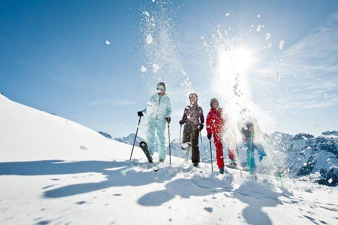 Beginners Ski Day Trip to Jungfrau Ski Region from Zurich