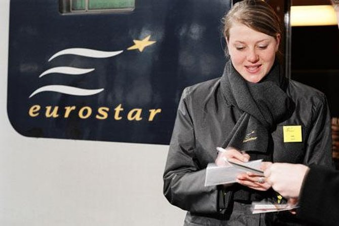 Private London Departure Transfer - Accommodation to St Pancras Eurostar Station