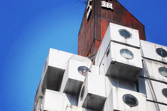 Nakagin Capsule Tower Tour