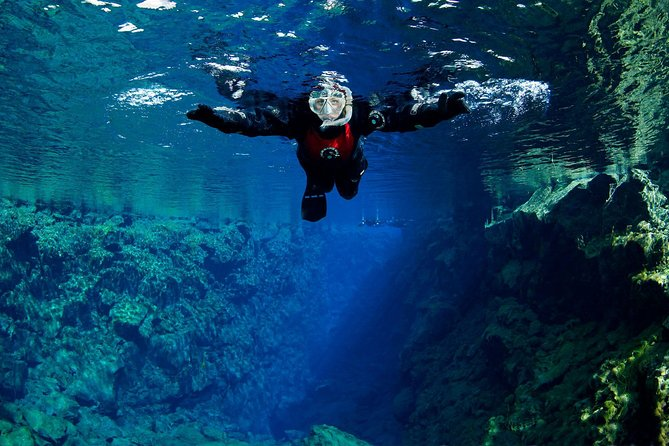 Top-Rated Snorkeling Silfra Tour with Pick up