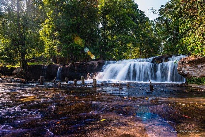 Phnom Kulen, 1000 Linga River and Waterfall Small Group Day Tour