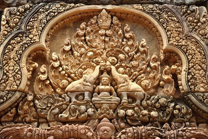 Small Group Banteay Srei and Big Tour from Siem Reap - Full Day