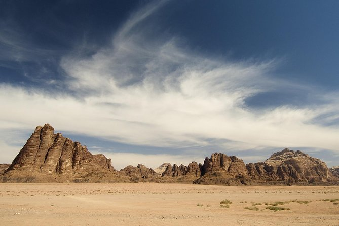 One Night Camping in Wadi Rum (Meals Included)