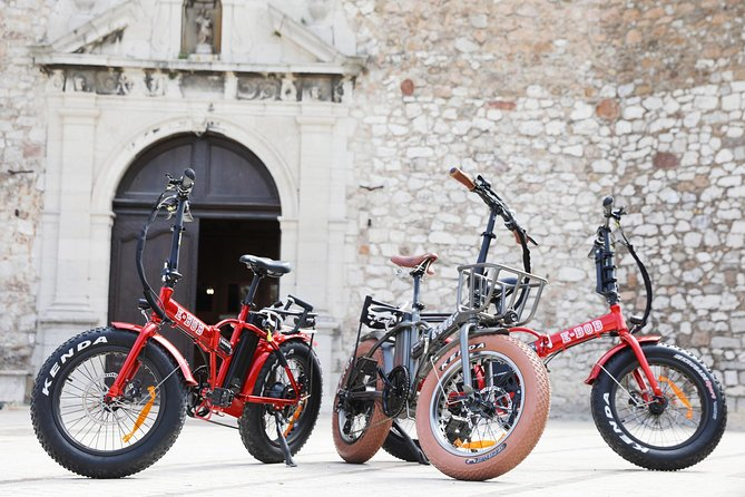 Full-Day Electric Bike Rental in Cannes