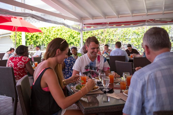 Mount Gay Tasting And Lunch Experience in Barbados