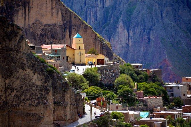 Humahuaca Gorge and Iruya 2 Days Journey from Salta