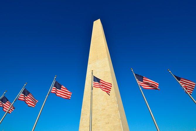 2-Hour Washington DC Express Sightseeing Monuments Tour
