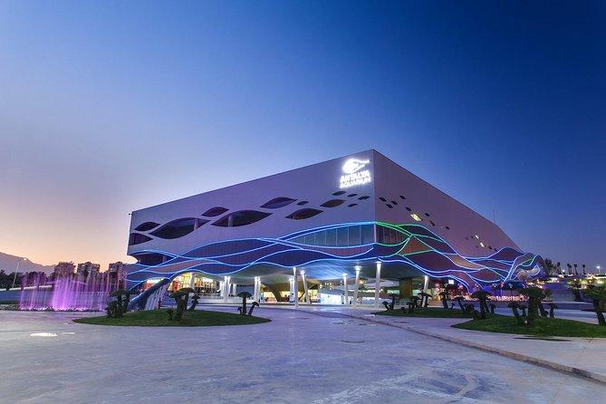 Skip the Line: Antalya Aquarium Full-Access Ticket with Transfer Upgrade