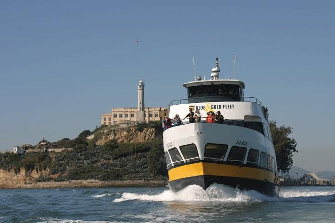 Straight to the Gate Access: San Francisco Escape from the Rock Cruise