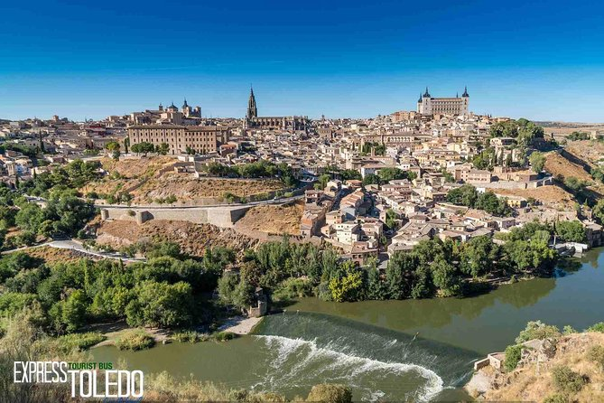 Half Day to Toledo with Guided Walking Tour