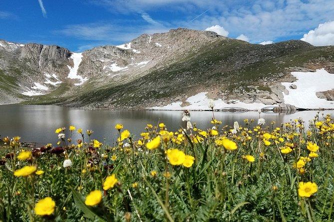 Mount Evans Summer Mountain Summit