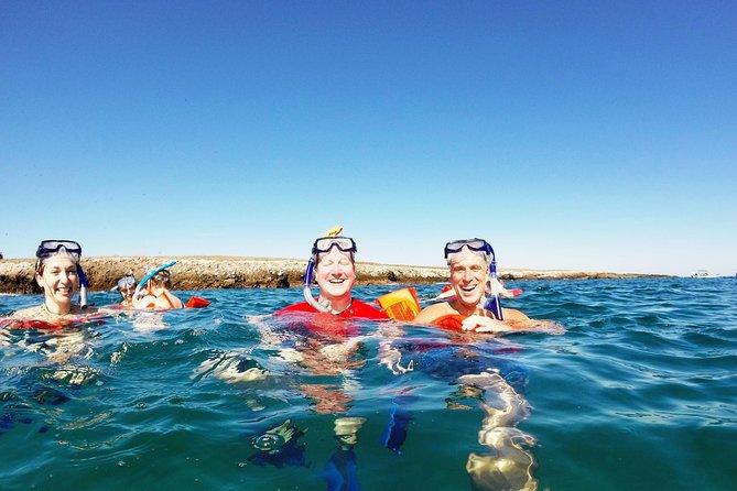 Marietas Islands snorkeling & hidden beach (with restriction)