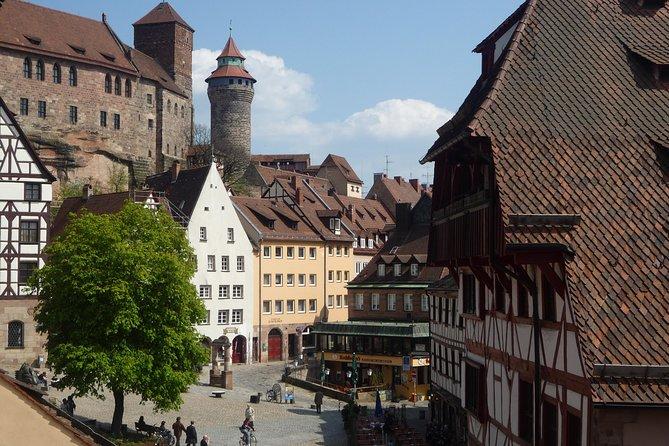 Nuremberg Old Town Walking Tour in English