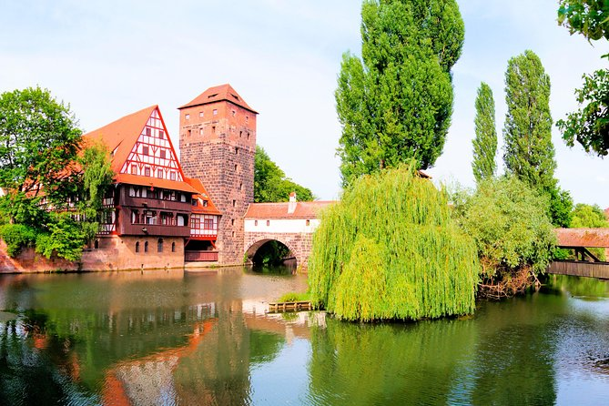 Nuremberg Private Walking Tour with Medieval Old Town and Nazi Rally Grounds