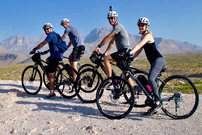 Red Rock Canyon Self-Guided Electric Bike Tour