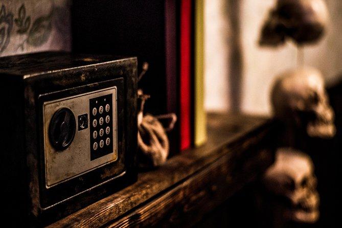 Lockdown Cursed Cabin Escape Room In Las Vegas