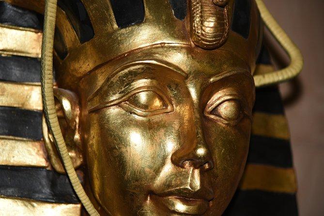 Lockdown Pharaoh's Curse Private Escape Room in Las Vegas