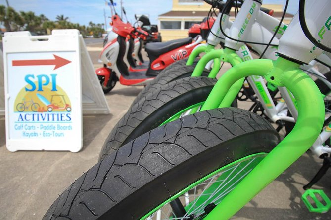 48-Hour Bicycle Rental in South Padre Island