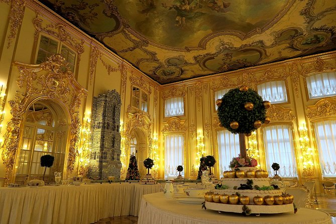 Discover St Petersburg in 4 Days with Private Guide