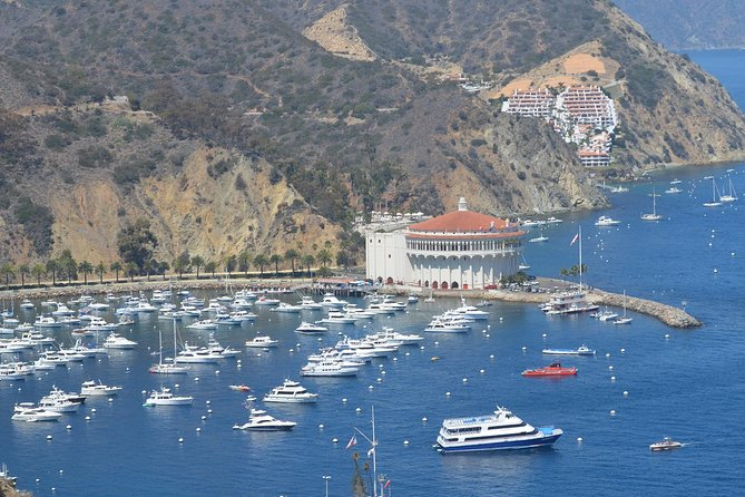 Catalina Island Day Trip from Anaheim with Avalon Tour