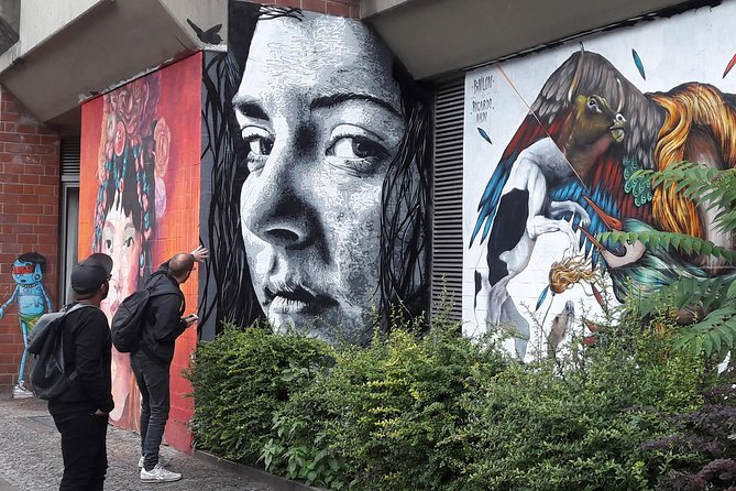 Street Art Tour - Off The Grid