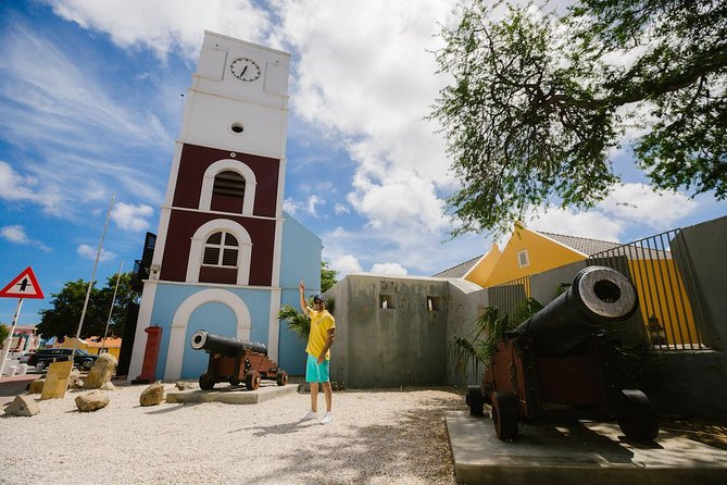 Aruba Downtown Historic and Cultural Walking Tour