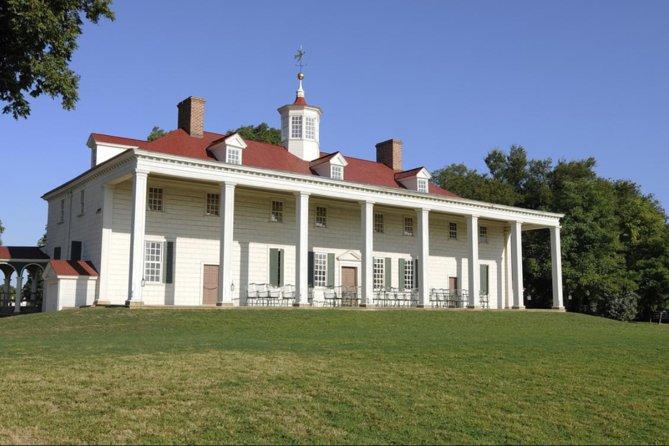 George Washington's Mount Vernon by Potomac Riverboat