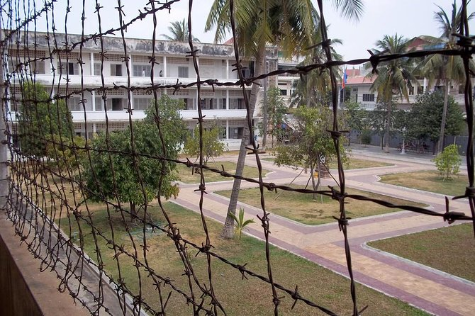 Toul Sleng Genocide Museum Admission Ticket (Hotel delivery)