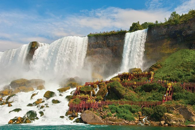 Best of Niagara Falls, USA, Maid of the Mist+Cave of the Winds