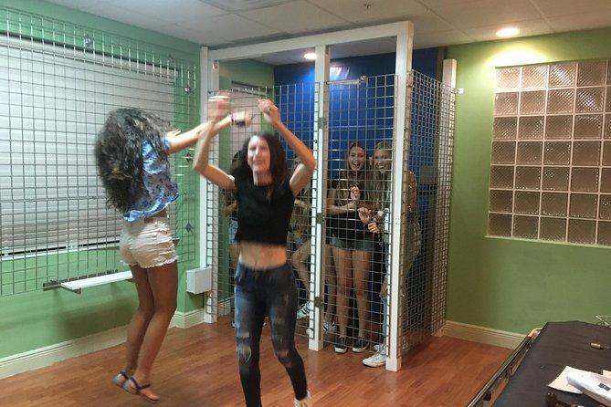 Panic Room Escape Adventure in Miami Beach