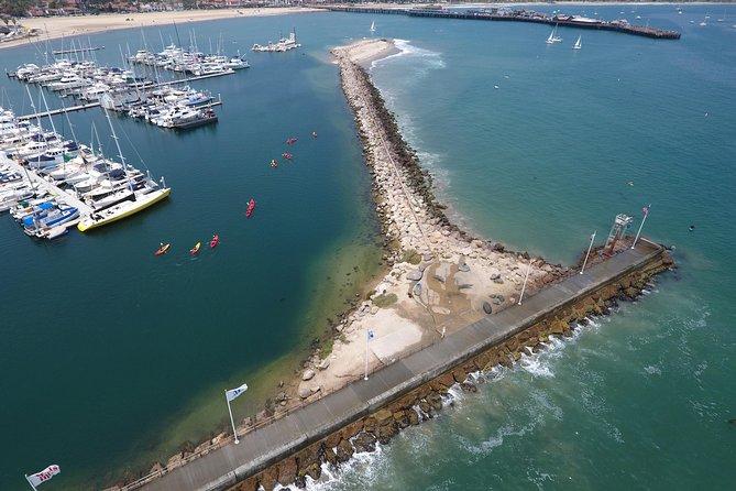 Santa Barbara Wildlife and History Kayaking Tour