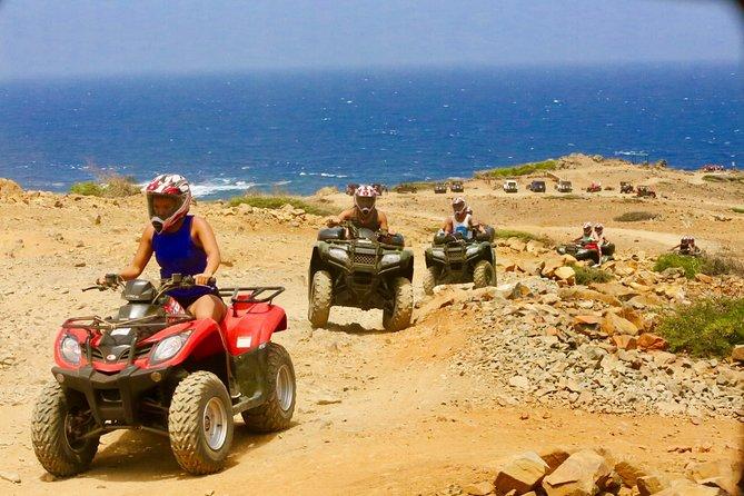 Aruba ATV Tour Adventure with Kini Kini