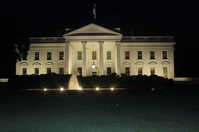 Perfect Private Night Tour of Washington DC