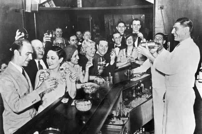 The West Village Prohibition Pub Crawl