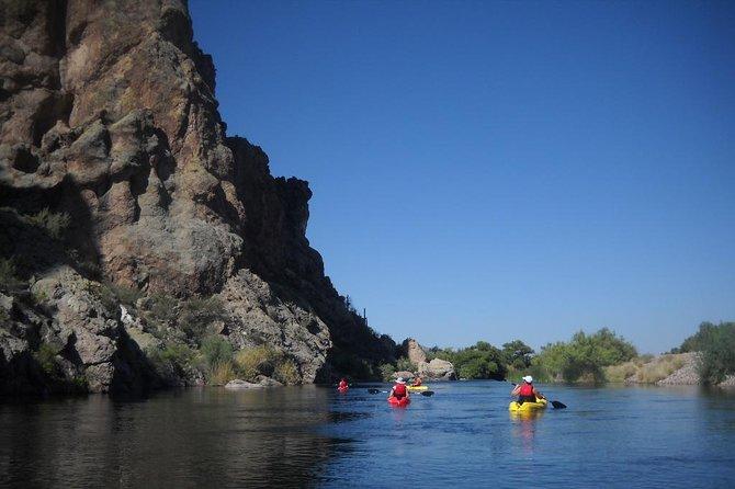 Salt River Kayaking Trip