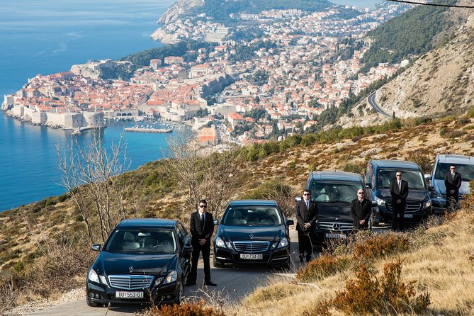 Luxury private transfer Split - Dubrovnik with lunch in Ston