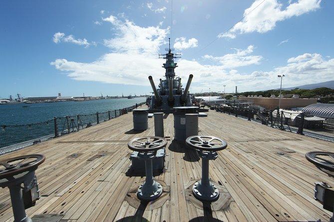 Pearl Harbor History Remembered Tour from Ko Olina