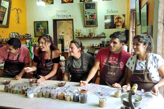 Bean to Bar Chocolate Workshop